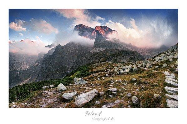 Fog in the Tatras