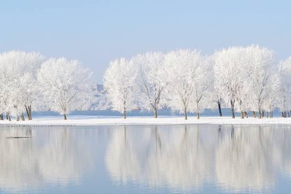 Malownicza zima